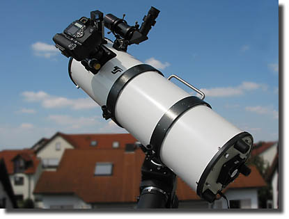Kenley newton reflektor teleskop mit stativ amazon