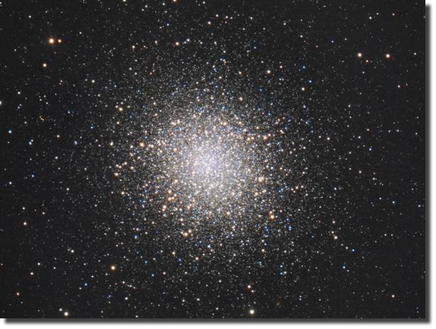 Newton teleskop am stern justieren die justage schrauben der asa